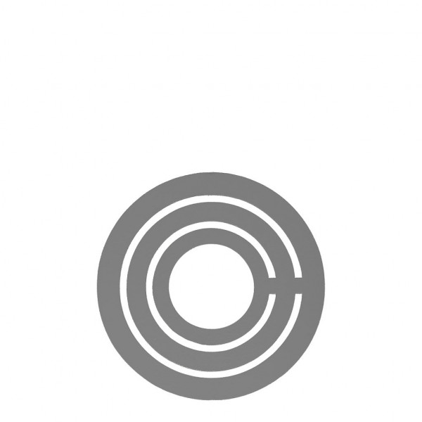 Storefactory Tropfschutz Ljusdala grey circle