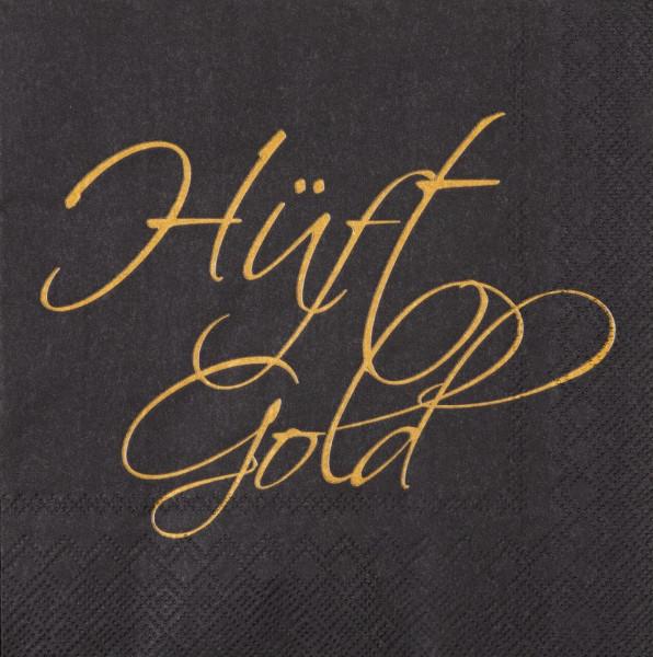 "räder Papierservietten ""Hüftgold"" 20 Stück"