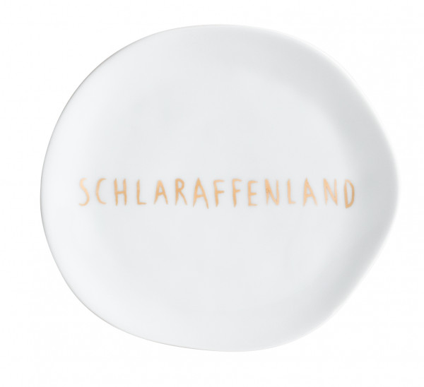 """räder Mix & Match Porzellan-Teller """"Schlaraffenland"""" klein"""