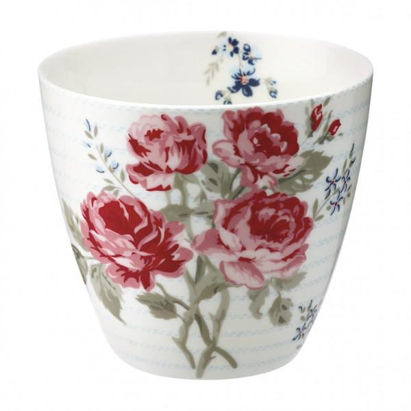 Greengate Latte Cup Elisabeth pale blue
