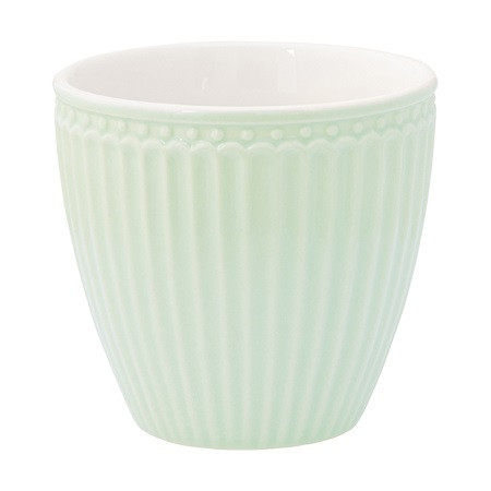 Greengate Latte Cup Alice Pale Green