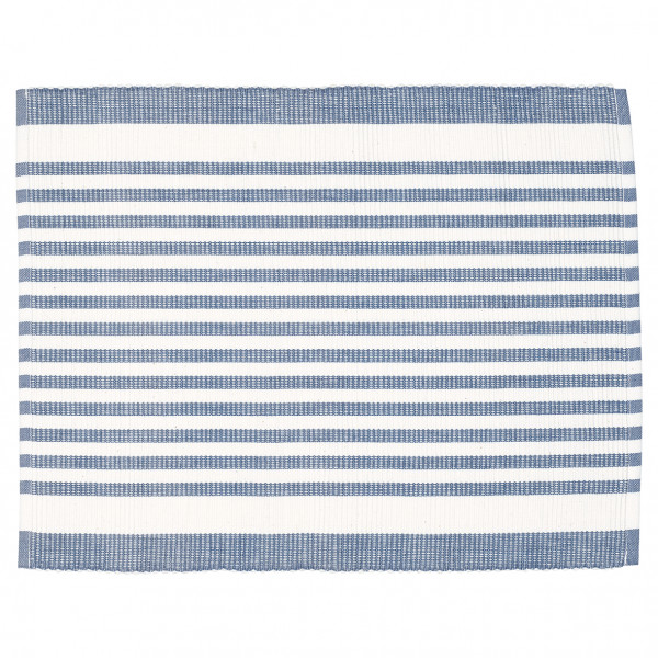 Greengate Platzset Alice Stripe blue