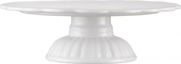 Ib Laursen Tortenplatte Mynte Pure White