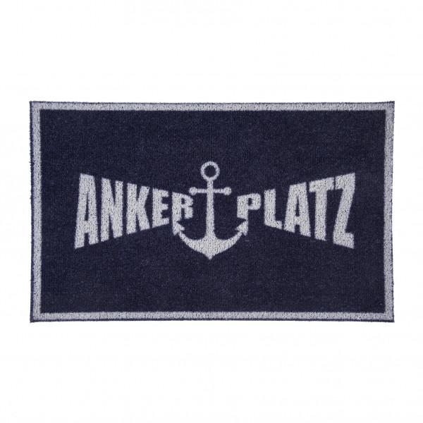 pad design Fußmatte Ankerplatz