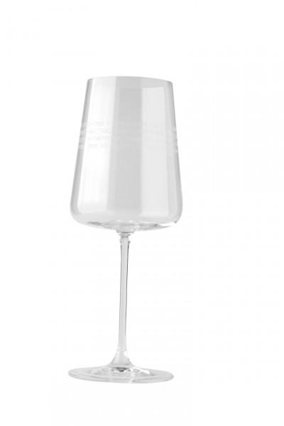 """räder Weinglas Vino Apero """"Get together"""""""