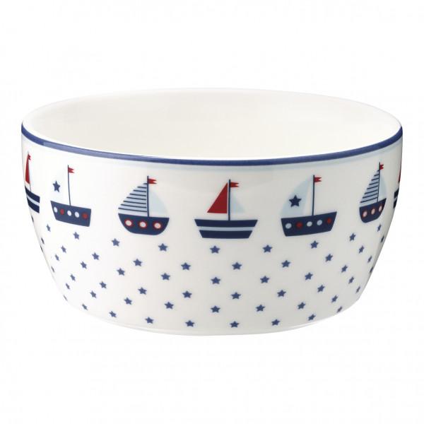 Greengate Kids bowl Noah blue