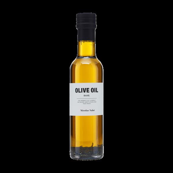 Nicolas Vahé Olivenöl mit Basilikum