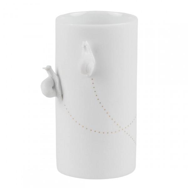 """räder Porzellangeschichten Vase """"Schnecke"""""""