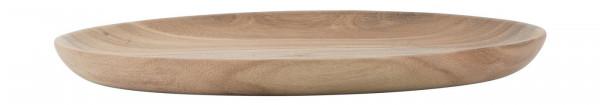 Ib Laursen Teller/Tablett aus Akazienholz  Ø 30,5 cm