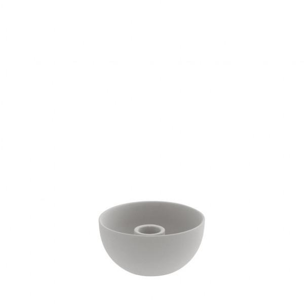 Storefactory Kerzenhalter Lidatorp Mini Light Grey