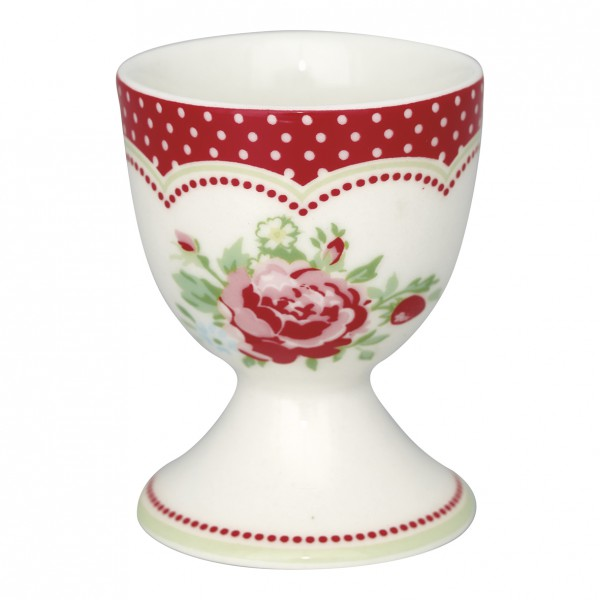 Greengate Eierbecher Mary white