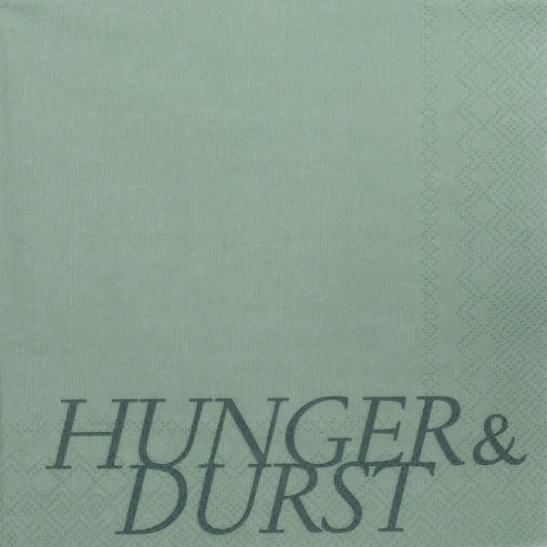 "räder Papierservietten ""Hunger & Durst""  20 Stück"