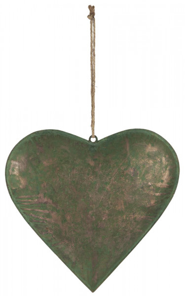 Ib Laursen Metall-Herz zum Hängen