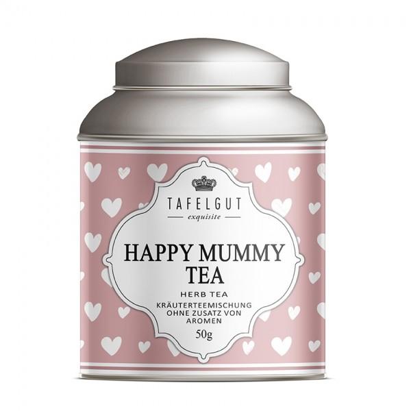 Tafelgut Happy Mummy Tea, Kräuterteemischung ohne Zusatz von Aromen