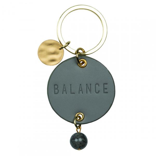 """räder Balance Leder-Schlüsselanhänger """"Balance"""""""