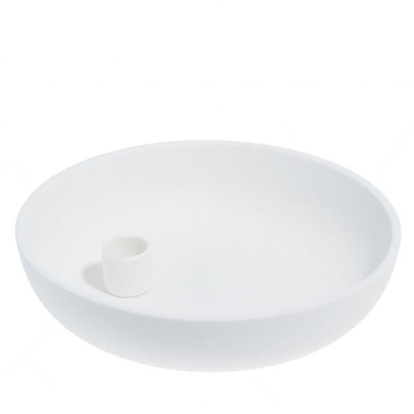 Storefactory Kerzenhalter Lidatorp XL White