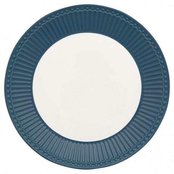 Greengate Frühstücksteller Alice Ocean Blue