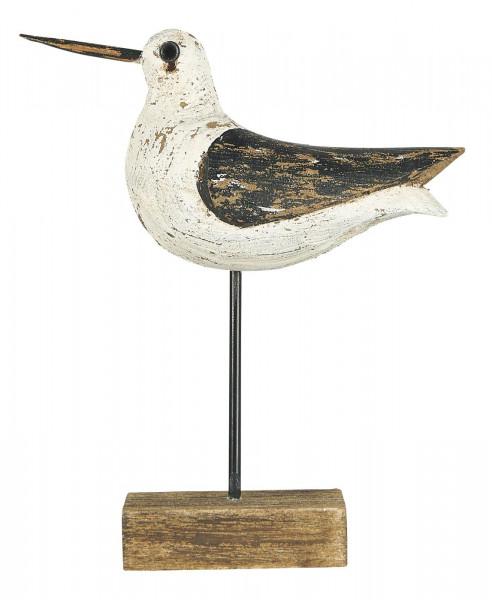 Ib Laursen Deko-Möwe aus Holz