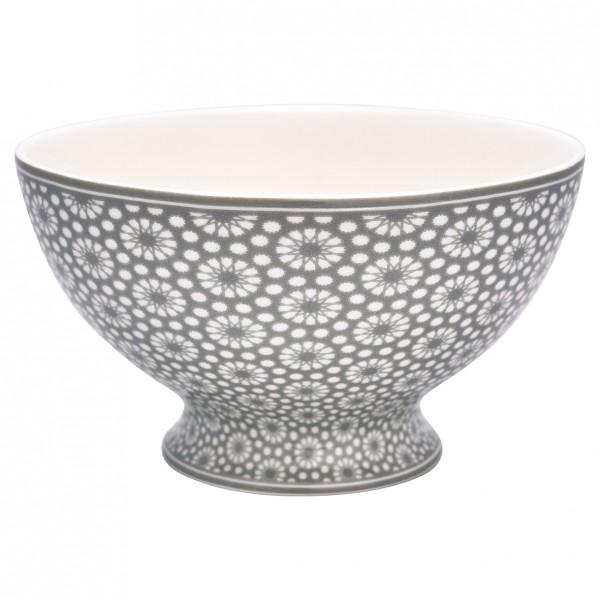 Greengate Soup bowl Kelly warm grey