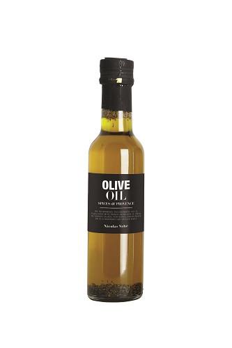 Nicolas Vahé Olivenöl mit Kräutern der Provence