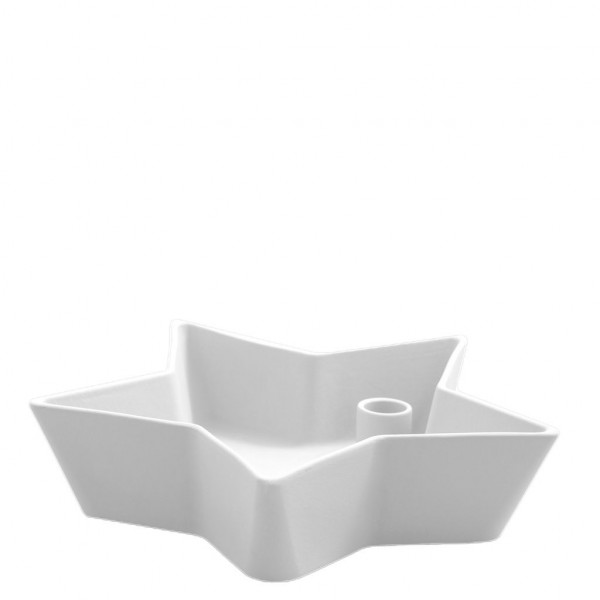 Storefactory Kerzenhalter Lidatorp Stjärna Large White