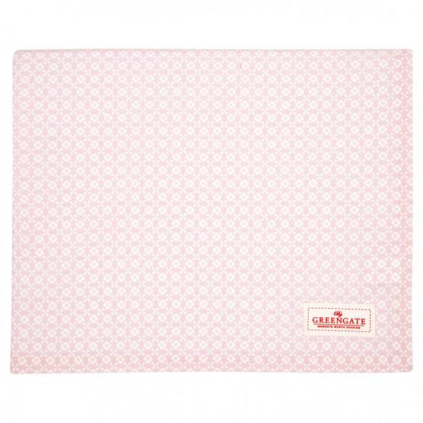 Greengate Tischdecke Helle pale pink 145 x 250 cm