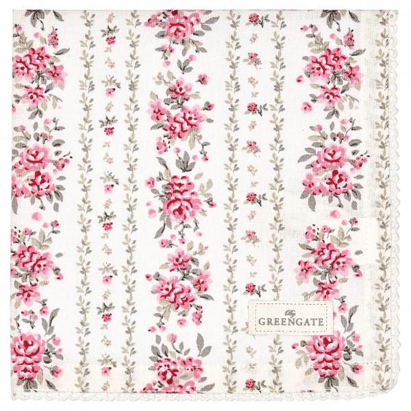 Greengate Stoffserviette Flora Vintage