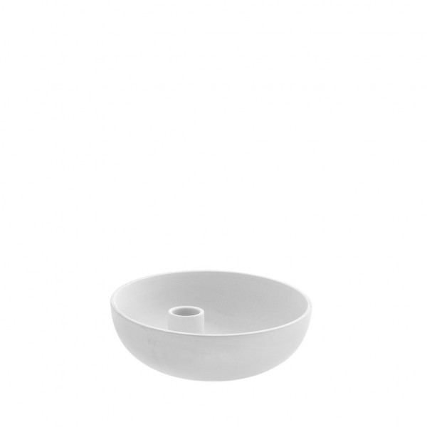 Storefactory Kerzenhalter Lidatorp Small White