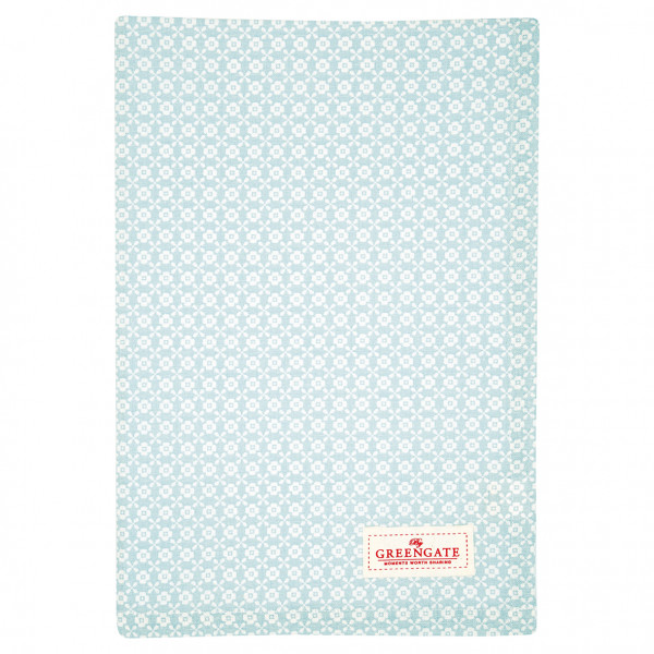 Greengate Geschirrtuch Helle pale blue