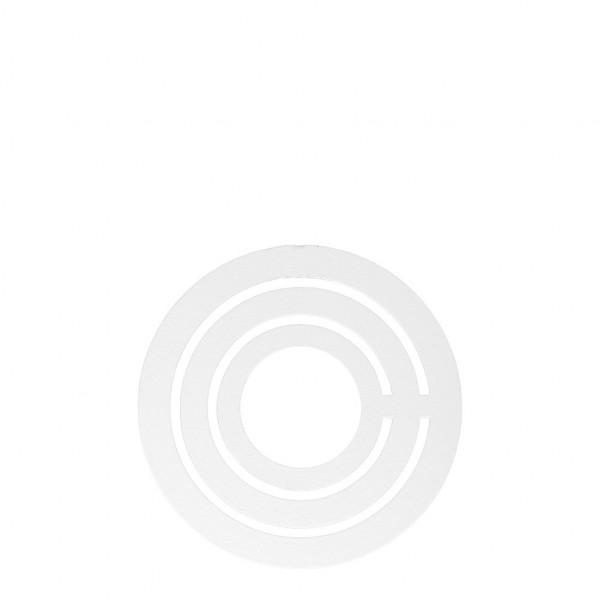 Storefactory Tropfschutz Ljusdala white circle