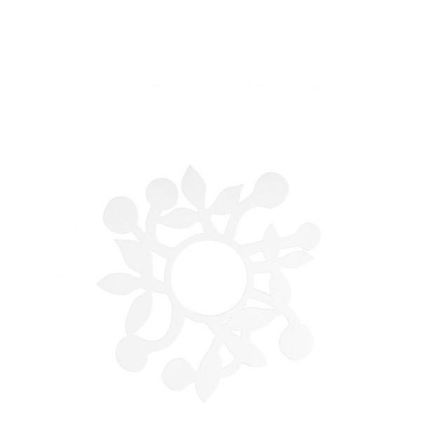 Storefactory Tropfschutz Ljusdala white wreath