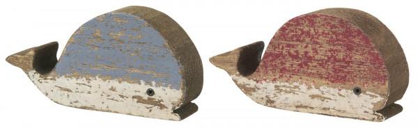 Ib Laursen Deko-Wal aus Holz