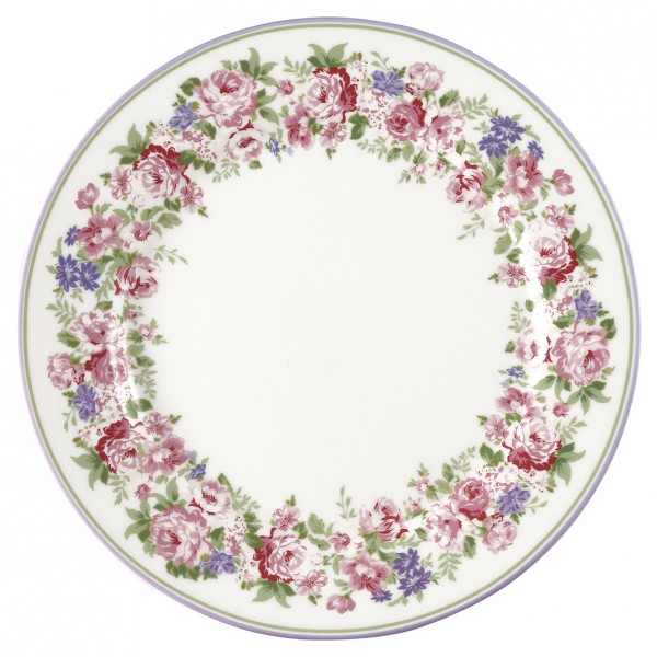 Greengate Teller Rose white