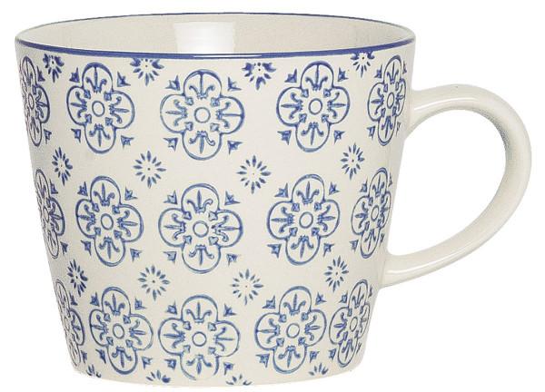 Ib Laursen Tasse Casablanca Blau