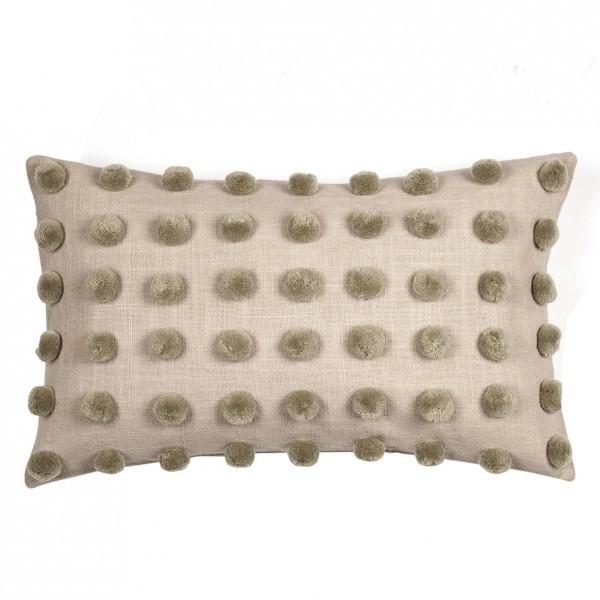 pad design Kissenhülle BOMMEL beige