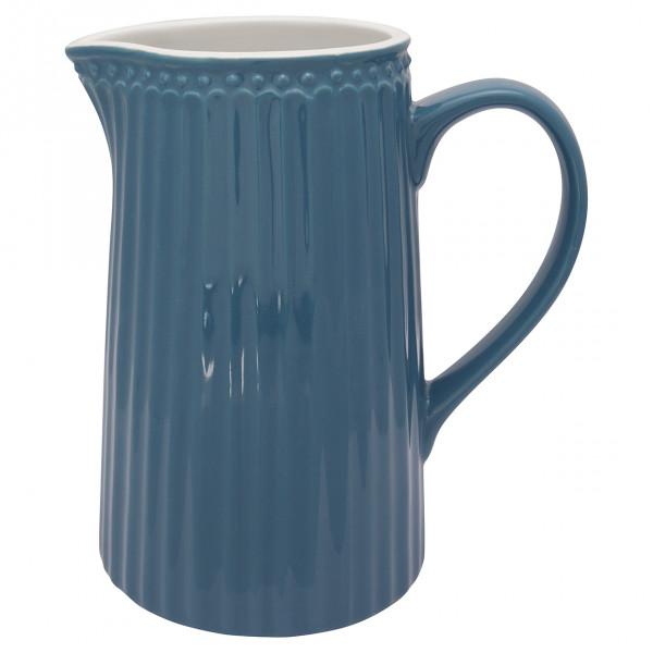 Greengate Porzellan-Krug Alice Ocean Blue