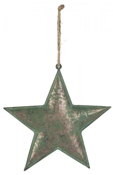 Ib Laursen Metall-Stern zum Hängen