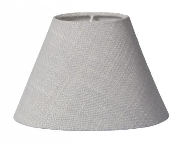 Lampenschirm, Hell-Grau von Lene Bjerre