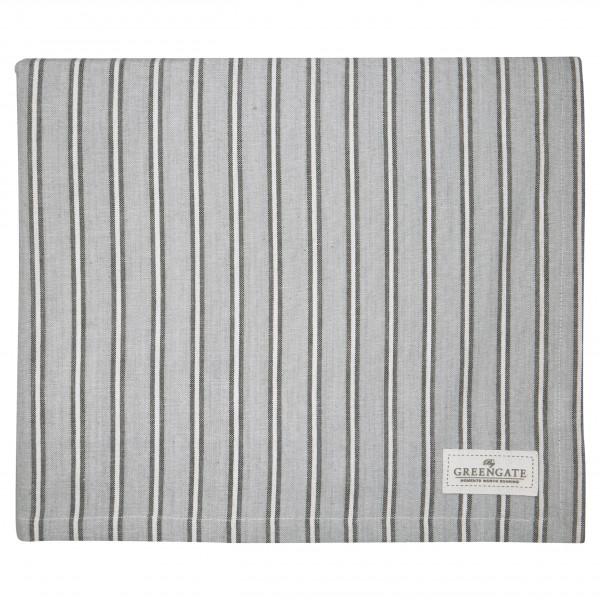 Greengate Tischdecke Riley Grey 145 x 250