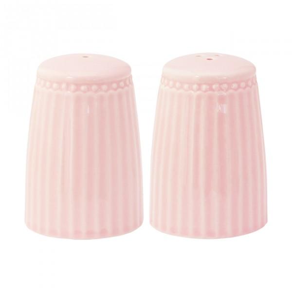 Greengate Salz- und Pfefferstreuer Alice Pale Pink