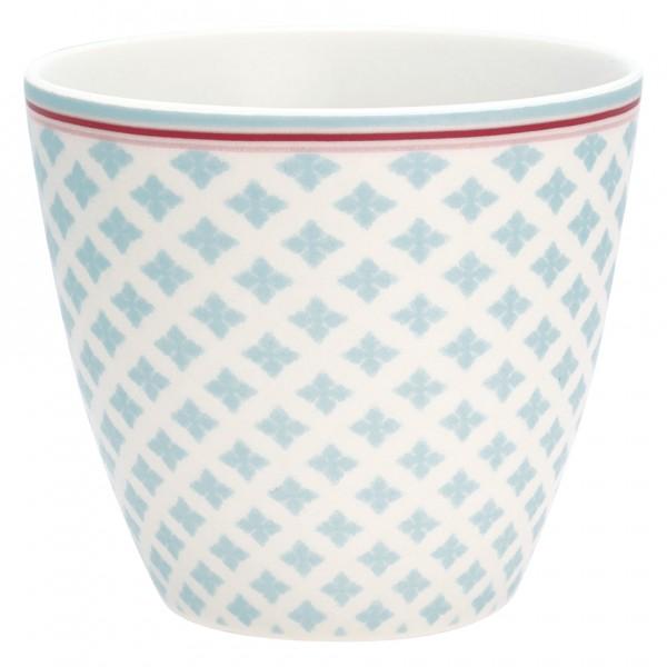 Greengate Latte Cup Sasha blue