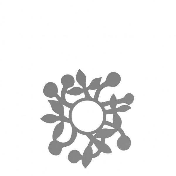 Storefactory Tropfschutz Ljusdala grey wreath