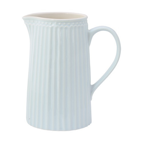 Greengate Porzellan-Krug Alice Pale Blue