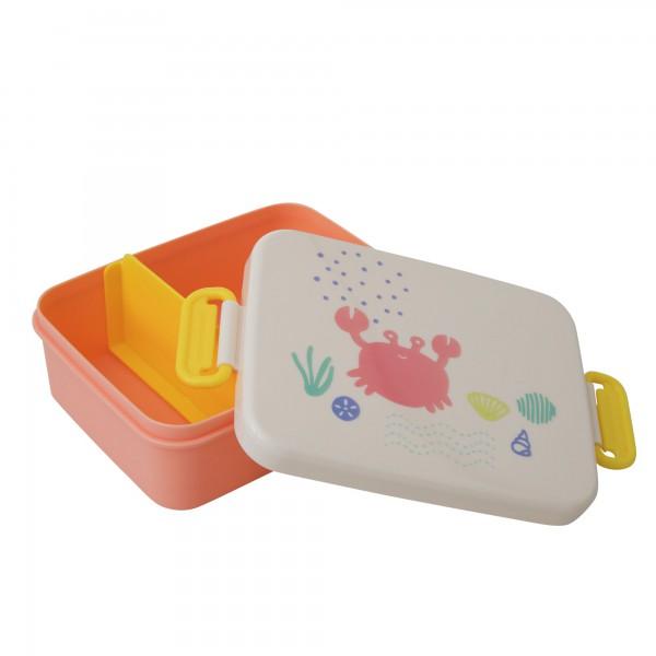 """Rice Lunchbox """"Krabbe"""" mit Abtrennung"""
