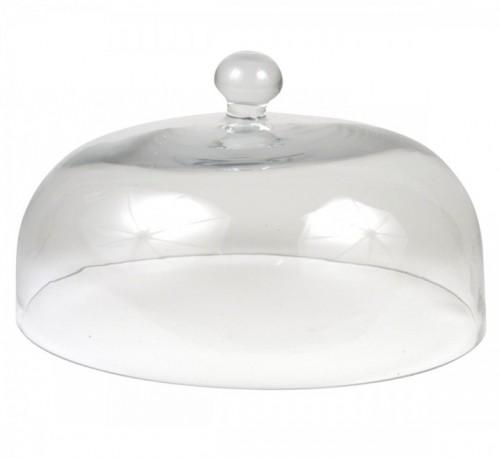 Ib Laursen Glasglocke / Kuchenaufsatz