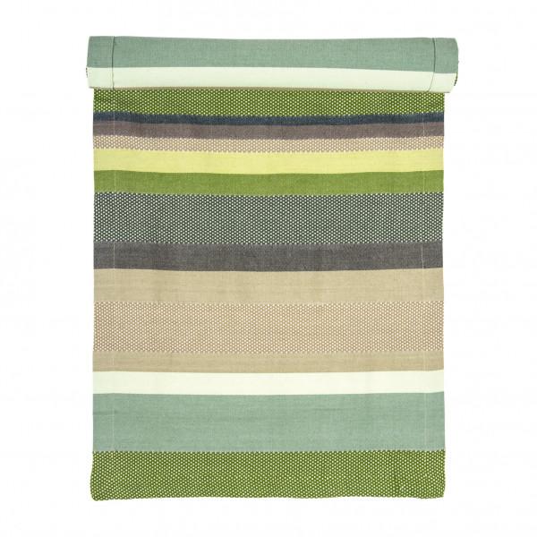 pad design Tischläufer Pure Green 45 x 150 cm