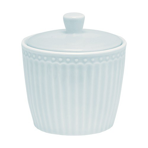 Greengate Zuckertopf Alice Pale Blue