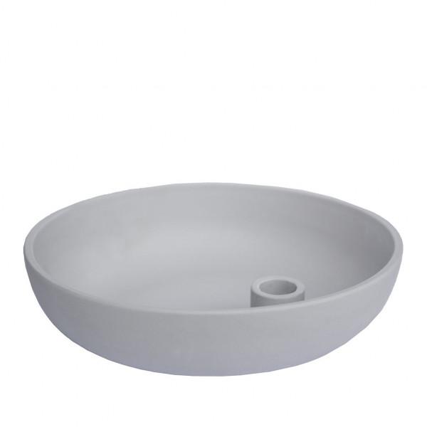 Storefactory Kerzenhalter Lidatorp XL Grey