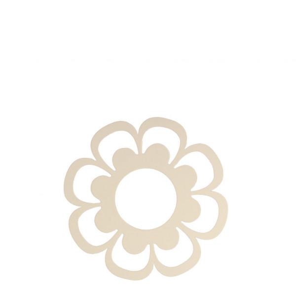 Storefactory Tropfschutz Ljusdala greige flower
