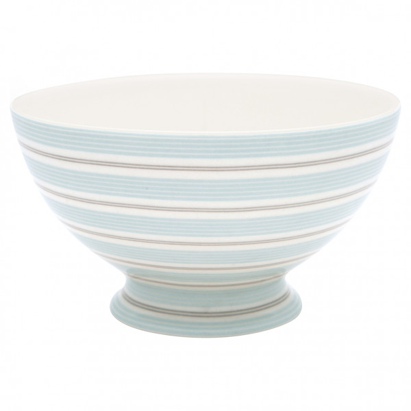 Greengate Soup bowl Tova pale blue